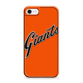 San Francisco Giants Text iPhone 6 | iPhone 6S case