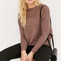 Olive & Oak Basic Dolman Sweater - Urban Outfitters