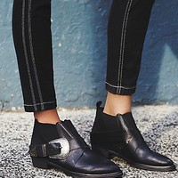 FP Collection Womens Maverick Chelsea Boot