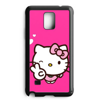 Hello Kitty Girl Samsung Galaxy Note 5 Edge Case