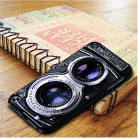 Vintage Camera Rolleiflex Dual Lens iPod Touch 5 Case