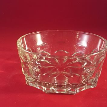 Glass Nut Or Candy Bowl