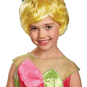 Costume Accessory: Tinker Bell Child Wig