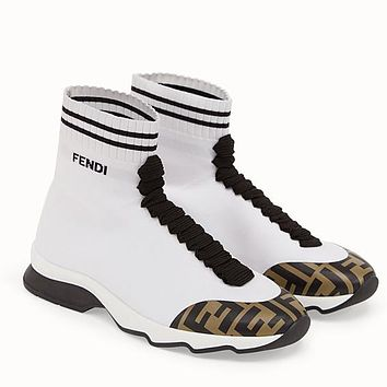 FENDI Boots Sneakers Sport Shoes
