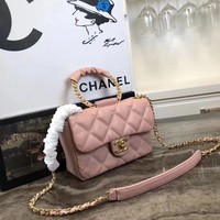New Office SIZE 21*14 cm CHANE Double C Women Leather silver and gold on Chain cross body bag Chane vintage Chanl jumbo Fashion Handbag Neverfull Tote Shoulder Bag Wallet Messenger Bags