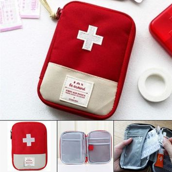 New Arrive Portable first aid kit First aid in the open air survival kit of medical emergency bag