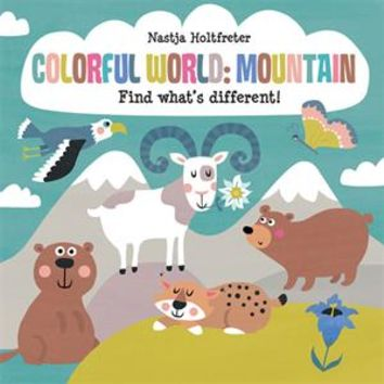 Usborne Books & More. Colorful World: Mountain
