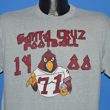80s Santa Cruz Cardinals 1988 t-shirt Large