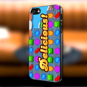 Delicious Candy Crush iPhone case, Delicious Candy Crush Samsung Galaxy s3/s4 case, iPhone 4/4s case, iPhone 5 case