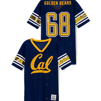 University of California, Berkeley Mesh Bling Boyfriend Jersey