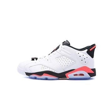 Air Jordan 6 Low 'Infrared'