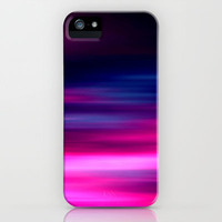 purple sunset II iPhone & iPod Case by Blackpool