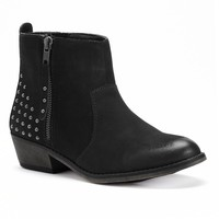 SONOMA life + style Women's Ankle Boots