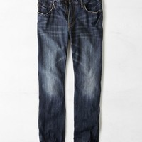 AEO Men's Original Straight Jean (Dark Broken In)