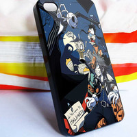 Kingdom Hearts Nightmare Before Christmas for iphone case, samsung galaxy case and ipod cases