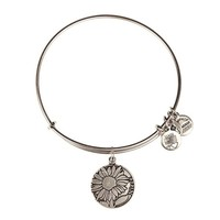 Alex and Ani Niece Charm Bangle - Russian Silver