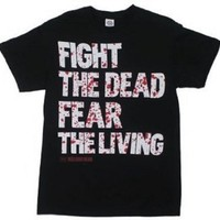 The Walking Dead- Fear the Dead T-Shirt Size M