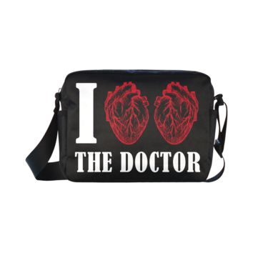 Doctor Who Designer Crossbody Bag Waterproof Shoulder Bag