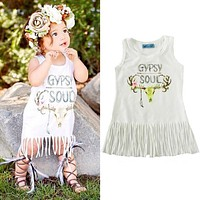 Gypsy Soul Dress for Your Boho Baby