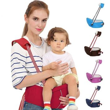 Baby Carrier Waist Stool Kangaroo Suspenders Backpack Baby Slings Hipseats Kids Infant Multifunctional Waist Straps Hip Seat