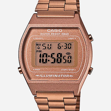 Casio Vintage Collection B640wc-5Avt Watch Rose One Size For Women 26838938101