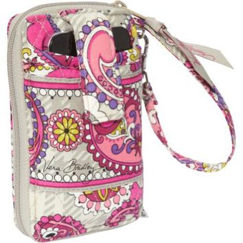 Vera Bradley Carry It All Wristlet (Paisley Meets Plaid)