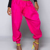 Pink indian iAMMI pants