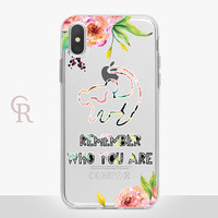 Disney Lion King Clear Phone Case Phone Case For iPhone 8 iPhone 8 Plus iPhone X Phone 7 Plus iPhone 6 iPhone 6S iPhone SE Samsung S8