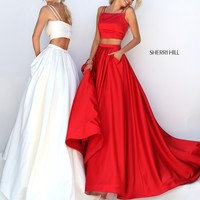 Sherri Hill 50295 prom dress
