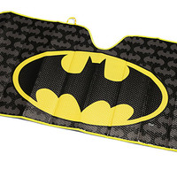 Batman Logo Windshield Sunshade