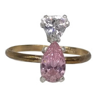 Francisca Cubic Zirconia Ring