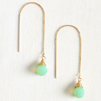 Champ of Charms Earrings by ModCloth