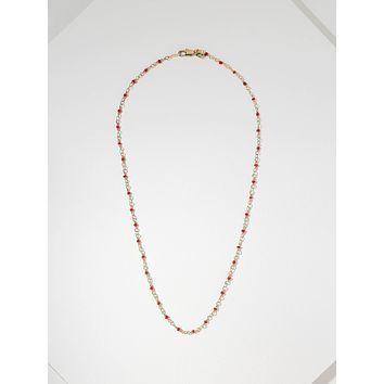Gold Cosimo Red Chain
