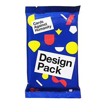 Cards Against Humanity: Design Expansion Pack A Hilariously Funny Party Game For Horrible People FREE US SHIPPING