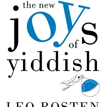 The New Joys of Yiddish: Completely Updated Paperback – August 26, 2003