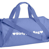 Stripper Bag Duffle Bag--Purple
