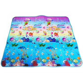 Baby Playmat Baby Play Mat Baby Toys For Children Mat Kids Rug Developing Mat Eva Foam Puzzles Rubber Carpet Drop