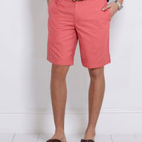 Mens Bermuda Shorts: Club Summer Twill  Shorts  for Men - Vineyard Vines