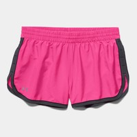 Under Armour Great Escape II Shorts in Rebel Pink for Women 1237616-652