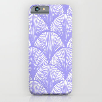 Periwinkle Scales iPhone & iPod Case by Goodnightgracie