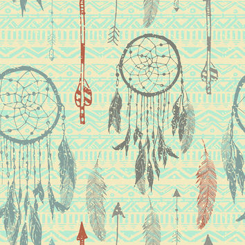 Dream Catchers Removable Wallpaper
