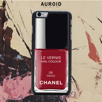 Chanel Nail Polish Pirate IPhone 6S Case Auroid