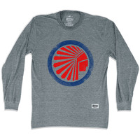 Atlanta Chiefs Soccer Long Sleeve T-Shirt