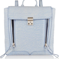 3.1 Phillip Lim - The Pashli textured-leather backpack
