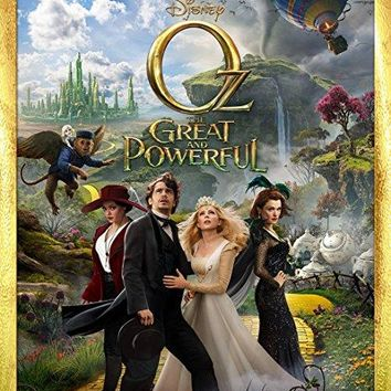 James Franco & Michelle Williams - Oz the Great and Powerful