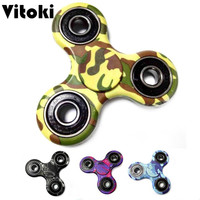 Free Shipping Camouflage Fidget Spinner