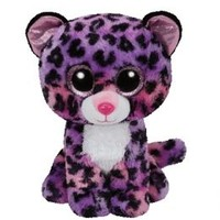 Jewel Cheetah 6 Inch Beanie Boo | Girls Small Plush Stuffed Animals | Shop Justice