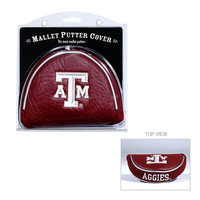Texas A&M Aggies NCAA Putter Cover - Mallet