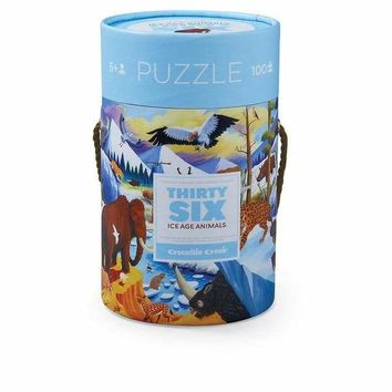 Ice Age Thirty-Six Animals Puzzle