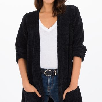 The Chenille Cardigan